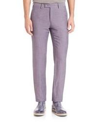 Pantalones Violeta Claro