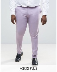 Pantalones Violeta Claro de Asos