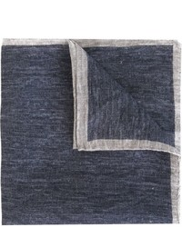 Pañuelo de bolsillo azul marino de Eleventy