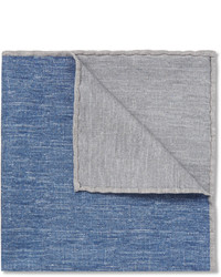 Pañuelo de bolsillo azul de Brunello Cucinelli