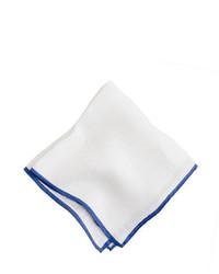 Pañuelo de Bolsillo Blanco de J.Crew