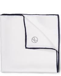 Pañuelo de bolsillo blanco de Kingsman