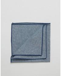 Pañuelo de bolsillo de algodón gris de Jack and Jones
