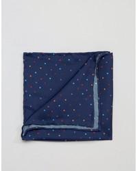 Pañuelo de bolsillo de seda azul marino de Original Penguin