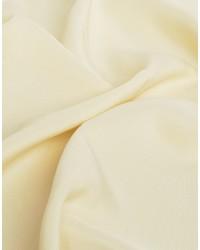 Pañuelo de bolsillo en beige de Asos