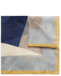 Pañuelo de bolsillo en multicolor de Boglioli
