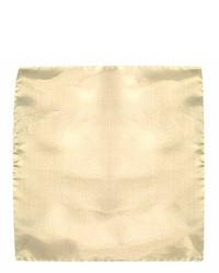 Pañuelo de bolsillo marrón claro