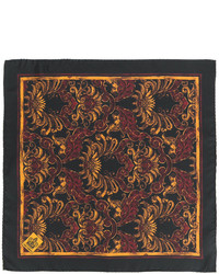 Pañuelo de Bolsillo Negro de Dolce & Gabbana