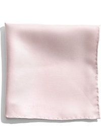 Pañuelo de bolsillo rosado