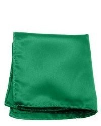 Pañuelo de bolsillo verde