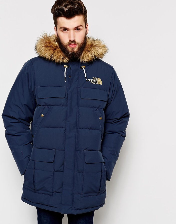 parka north face