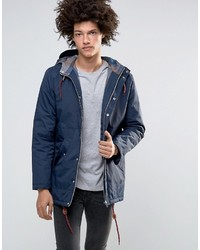 Parka azul de Minimum