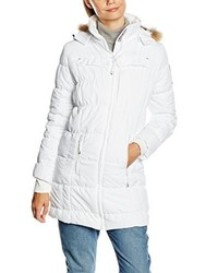 Parka blanca de Geographical Norway