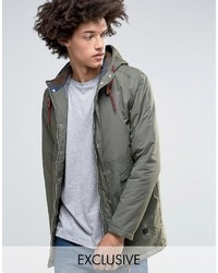 Parka gris de Minimum