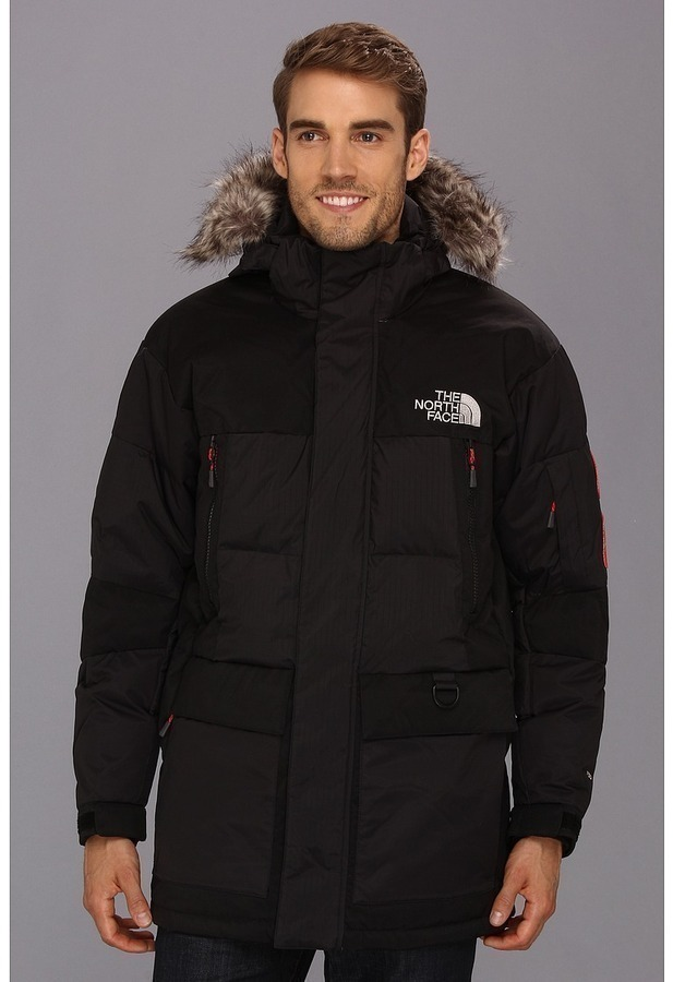 abrigos the north face