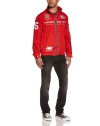 Parka roja de Geographical Norway