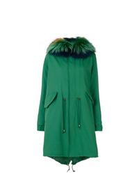Parka verde de Furs66