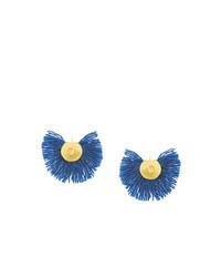 Pendientes Azules de Katerina Makriyianni