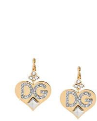 Pendientes dorados de Dolce & Gabbana