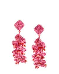 Pendientes rosa de Sachin + Babi