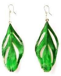 Pendientes verdes