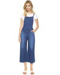 Peto vaquero azul de AG Jeans