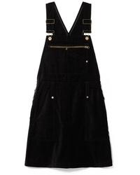 Pichi vaquero negro de McQ Alexander McQueen