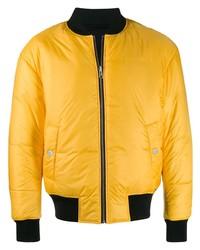 Plumífero amarillo de Calvin Klein Jeans Est. 1978