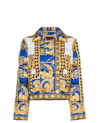 Plumífero Amarillo de Versace