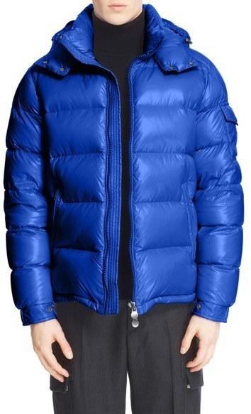 Moncler Jackets azul