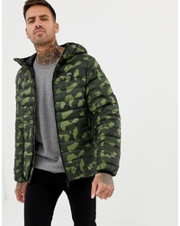 muchas opciones de modelos de gran variedad precio inmejorable Comprar una chaqueta verde oliva Pull&Bear de Asos | Moda ...
