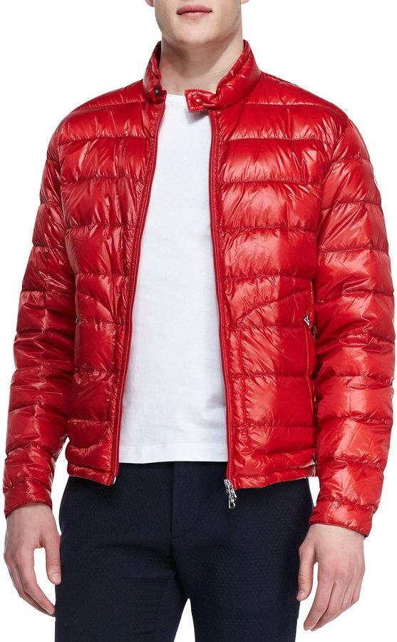 Moncler Jackets rojo