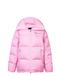 Plumífero rosado de Calvin Klein 205W39nyc