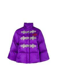 Plumífero Violeta de Gucci
