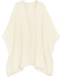 Poncho de lana en beige de MICHAEL Michael Kors
