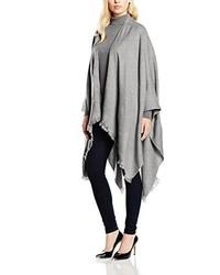 Poncho gris de Vero Moda