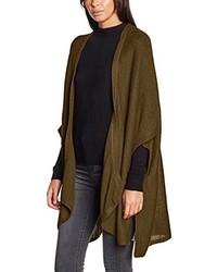 Poncho marrón de Vero Moda