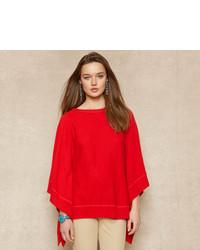 Poncho rojo original 10213515