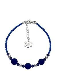 Pulsera azul marino de Amanti Venezia
