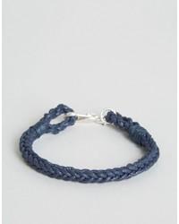 Pulsera azul marino de Jack Wills