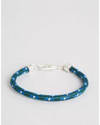 Pulsera azul de Jack Wills