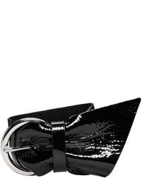 Pulsera de cuero negra de Isabel Marant