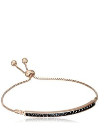 Pulsera dorada de Hot Diamonds