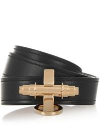 Pulsera Negra y Dorada de Givenchy