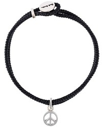 Pulsera negra de Paul Smith