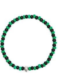 Pulsera verde de Luis Morais