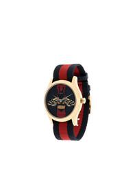 Reloj azul marino de Gucci