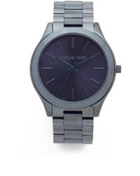 Reloj azul marino de Michael Kors