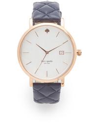 Reloj azul de Kate Spade