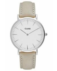 Reloj Blanco de Cluse